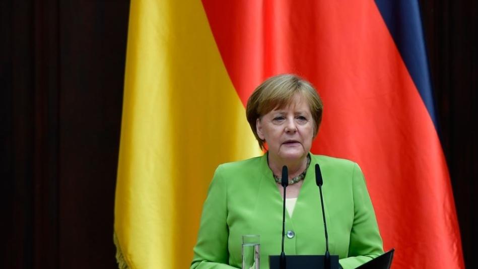 Old Wounds Die Hard Merkel Criticizes Post War Expulsion Of Ethnic