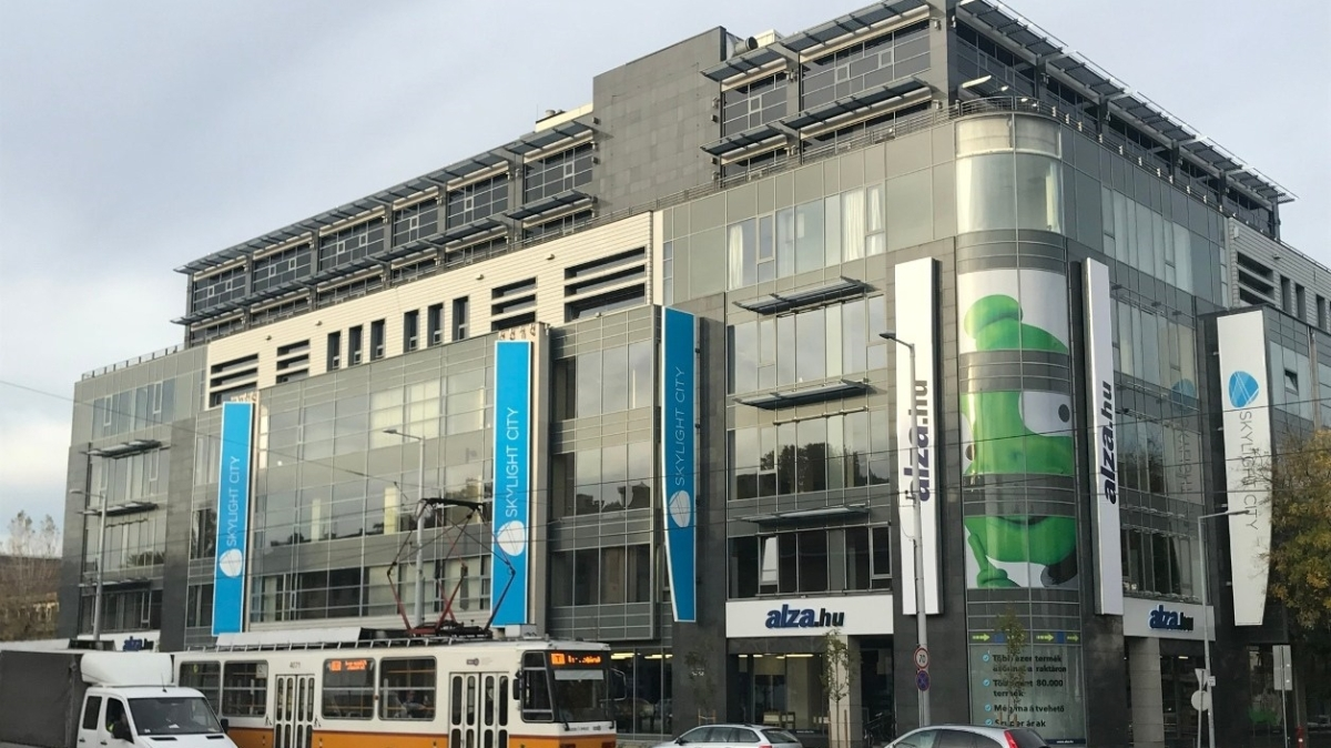 Czech online retailer alza