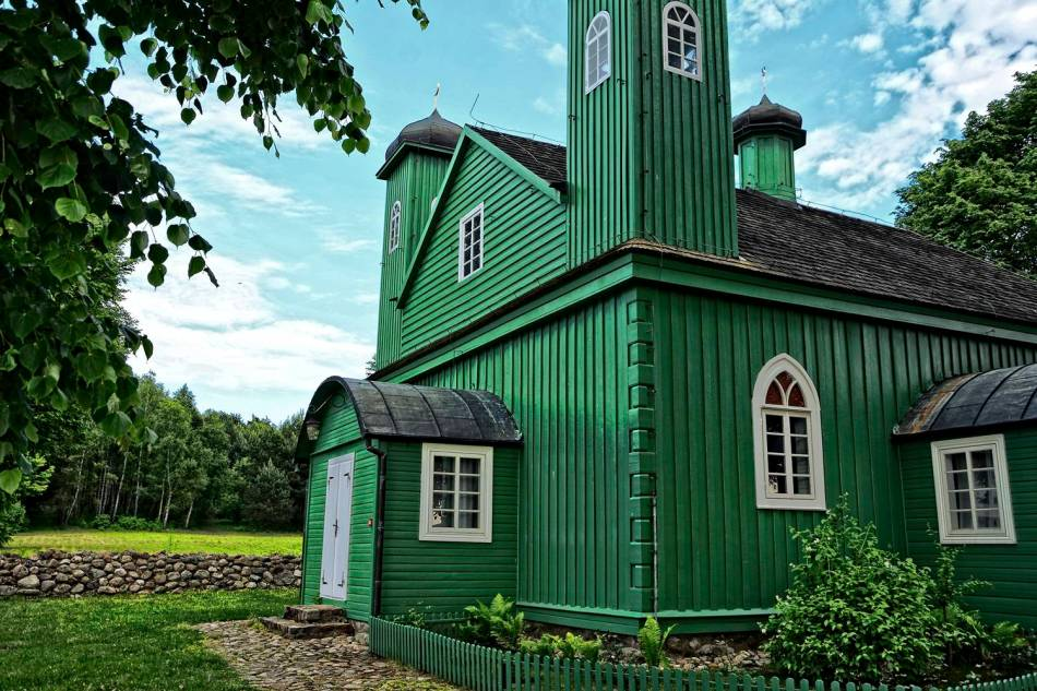 Podlasie-kruszyniany-mosque