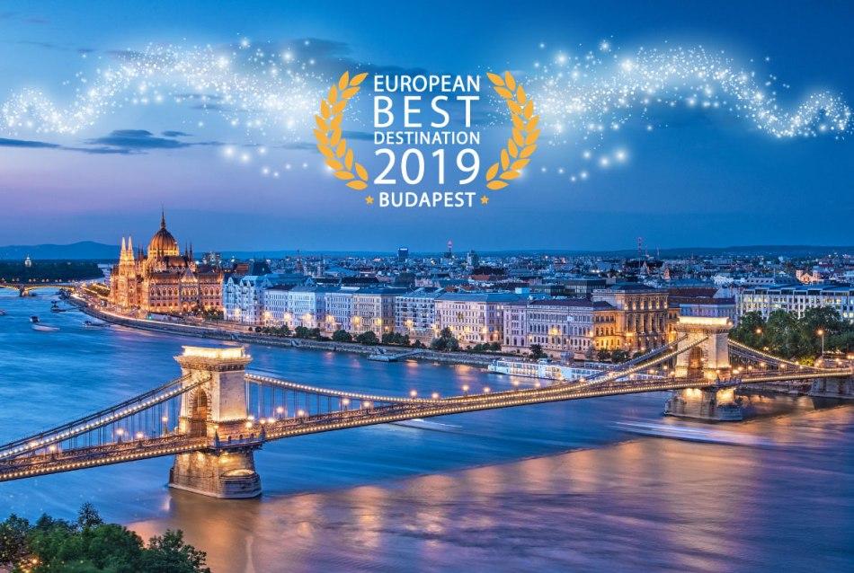 Budapest voted Best European Destination 2019 - Kafkadesk