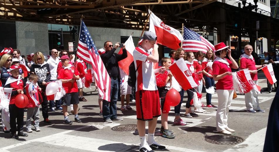 Constitution Parade
