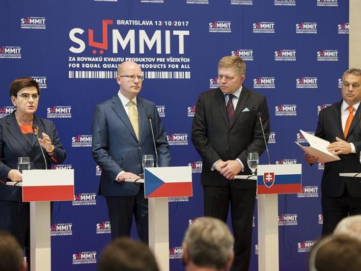 V4 summit