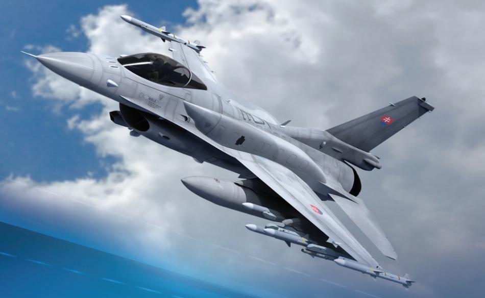 slovakia-F16
