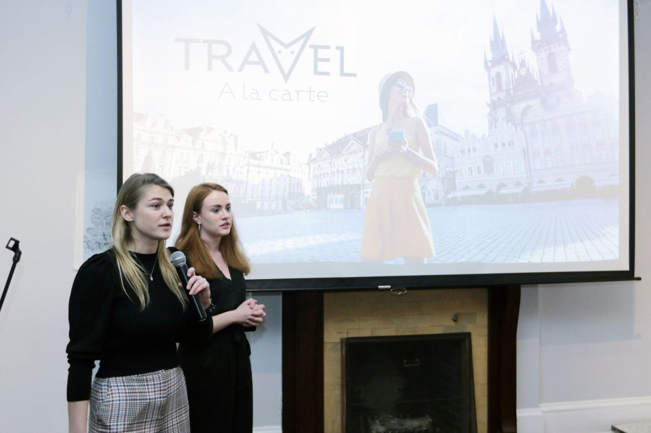 Ivana Hronová - Kafkadesk - travel a la carte 2
