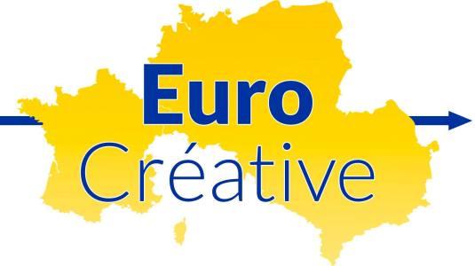 Logo euro créative