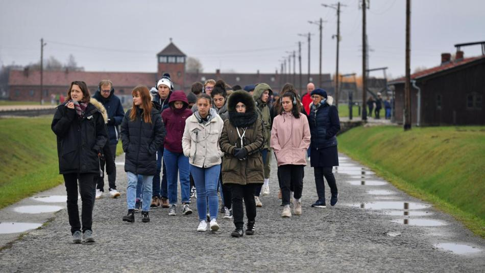 Auschwitz-Museum-Tourism