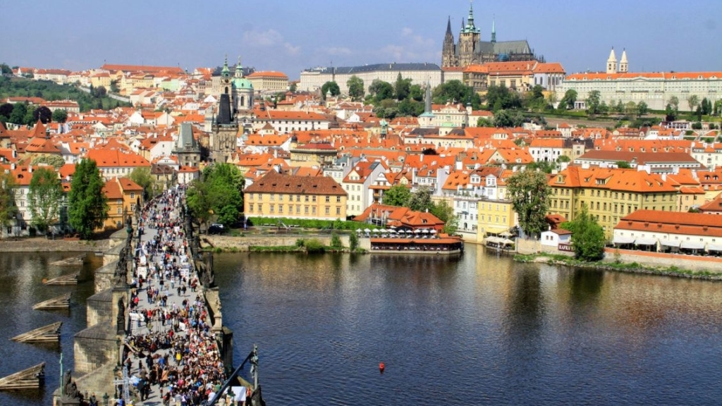 Czech Republic Prague Population