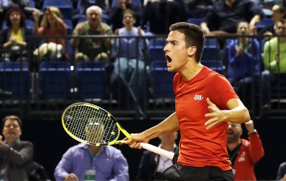 Hungary-Czech-Davis-Cup-Tennis
